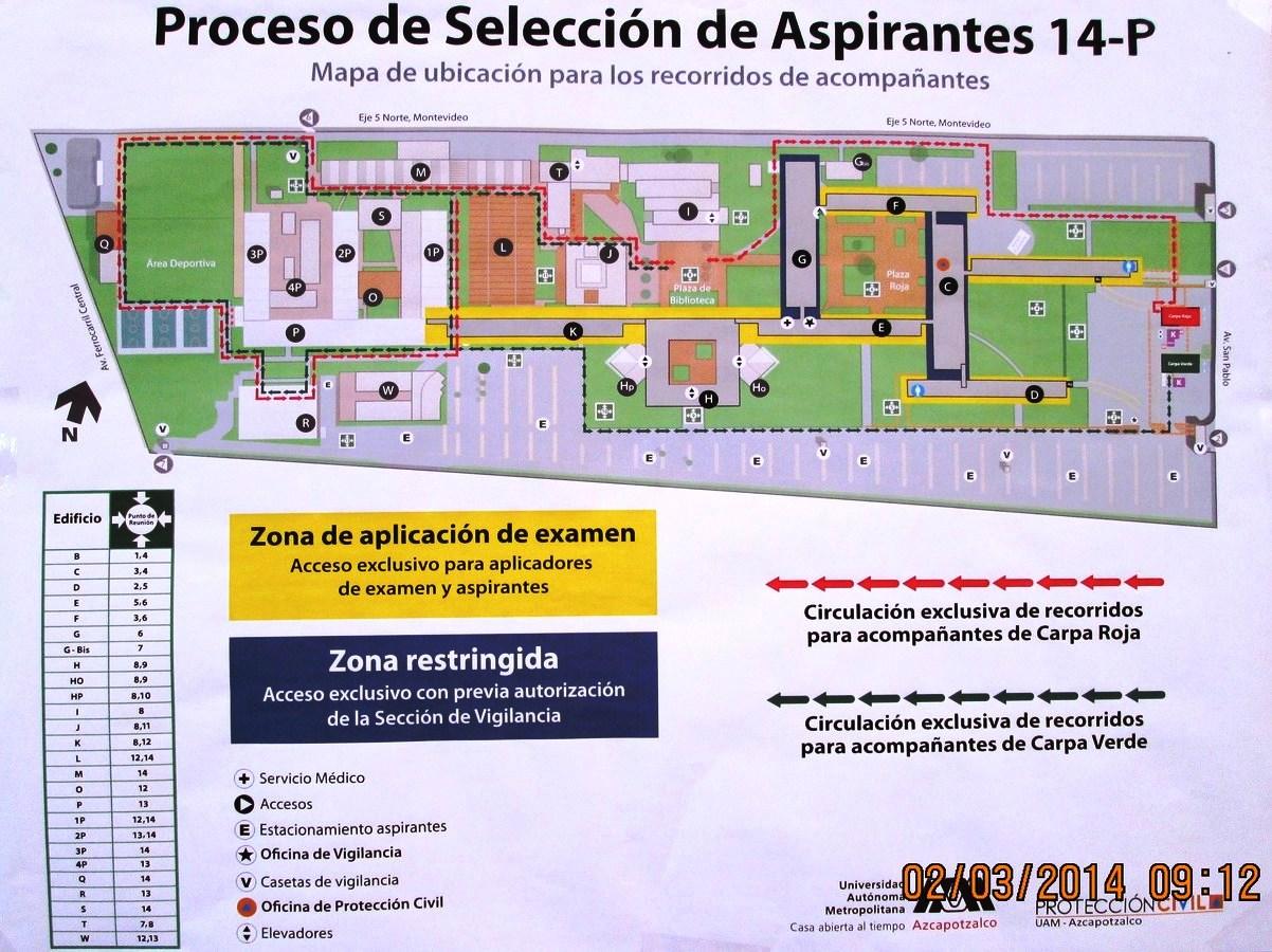 Proceso De Seleccion De Aspirantes A Licenciatura 14 P